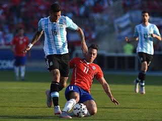 Chile Vs Argentina