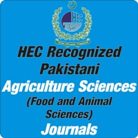 HEC Recognized Pakistani Agriculture Journals