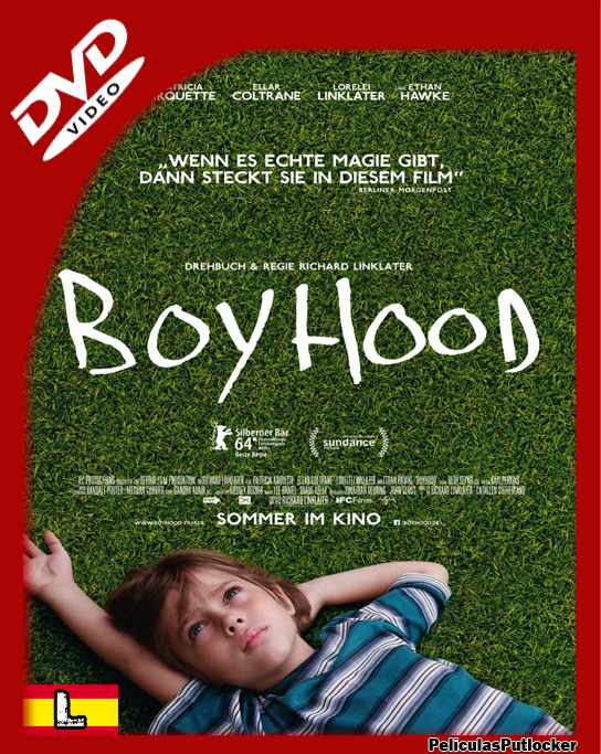 BoyHood [DVDRip][Latino][SD-MG-1F]