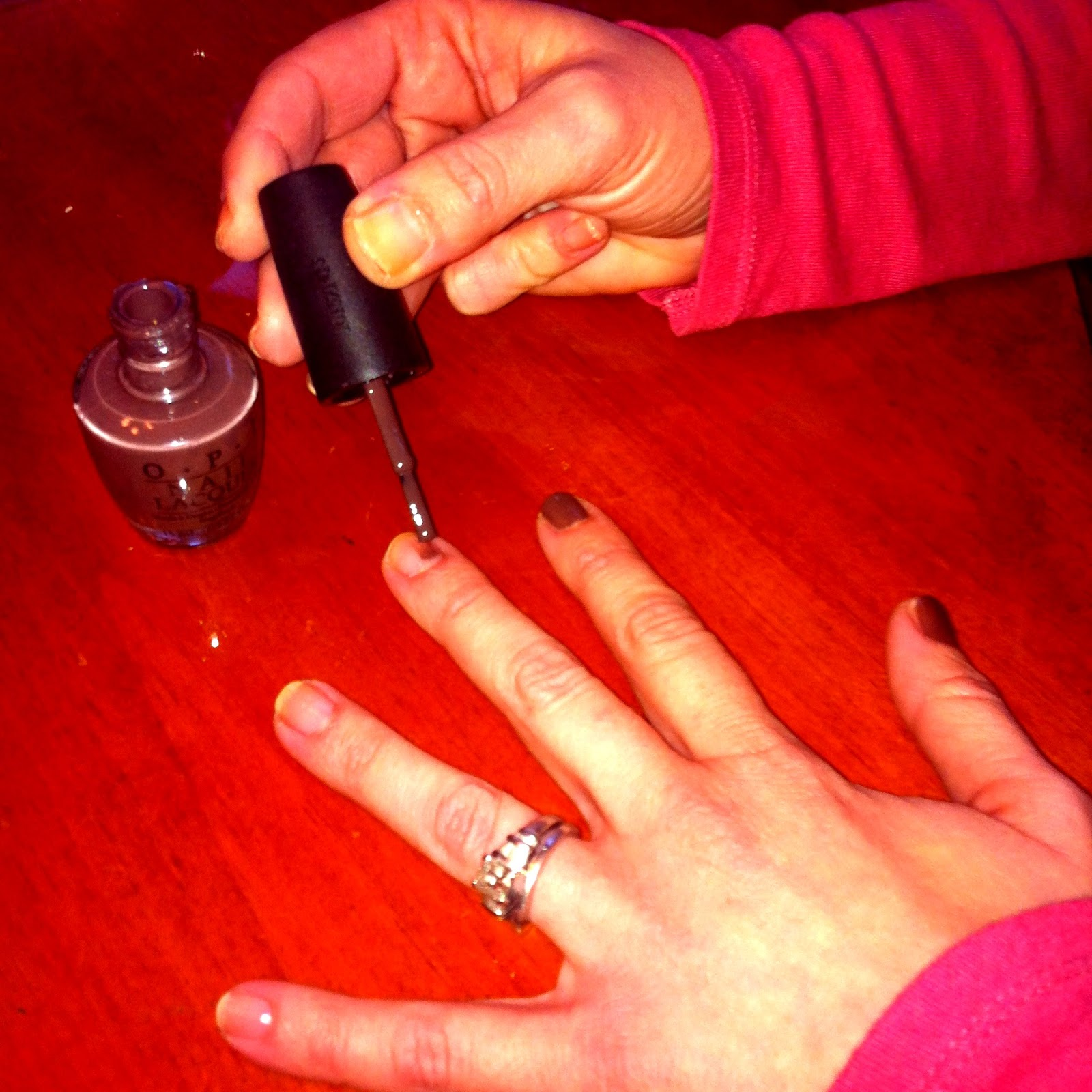 How Long To Let Nail Polish Dry Before Top Coat: Because Shanna Said So...: DIY