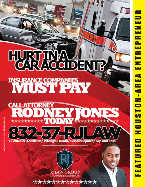 ATTORNEY RODNEY JONES ADVERTISEMENT