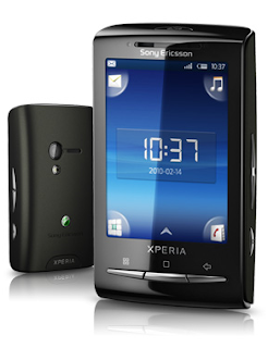 Sony Ericsson Xperia X10 Mini Specifications