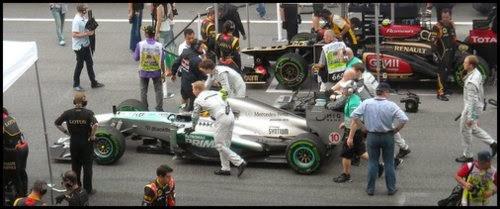 Petronas Driver F1