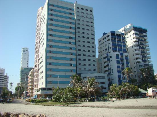 hotel-economico-cartagena-plaza