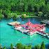 Top tourist destination,Lake Heviz