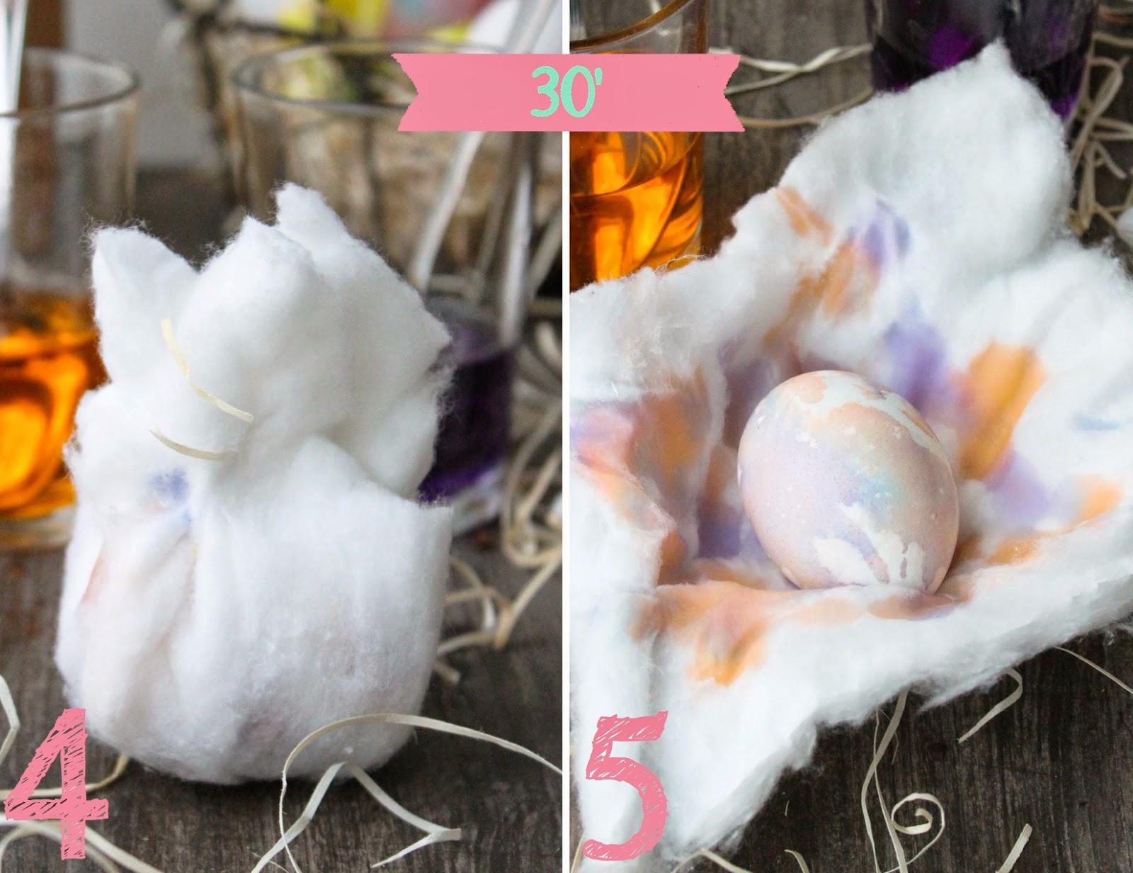 Cómo pintar huevos de pascua