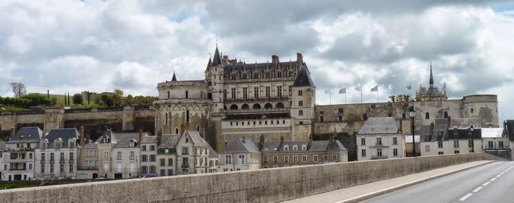 Château de Amboise.