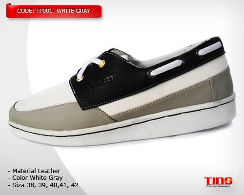 Jual Sepatu Material Leather Sepa Pria - Jakarta