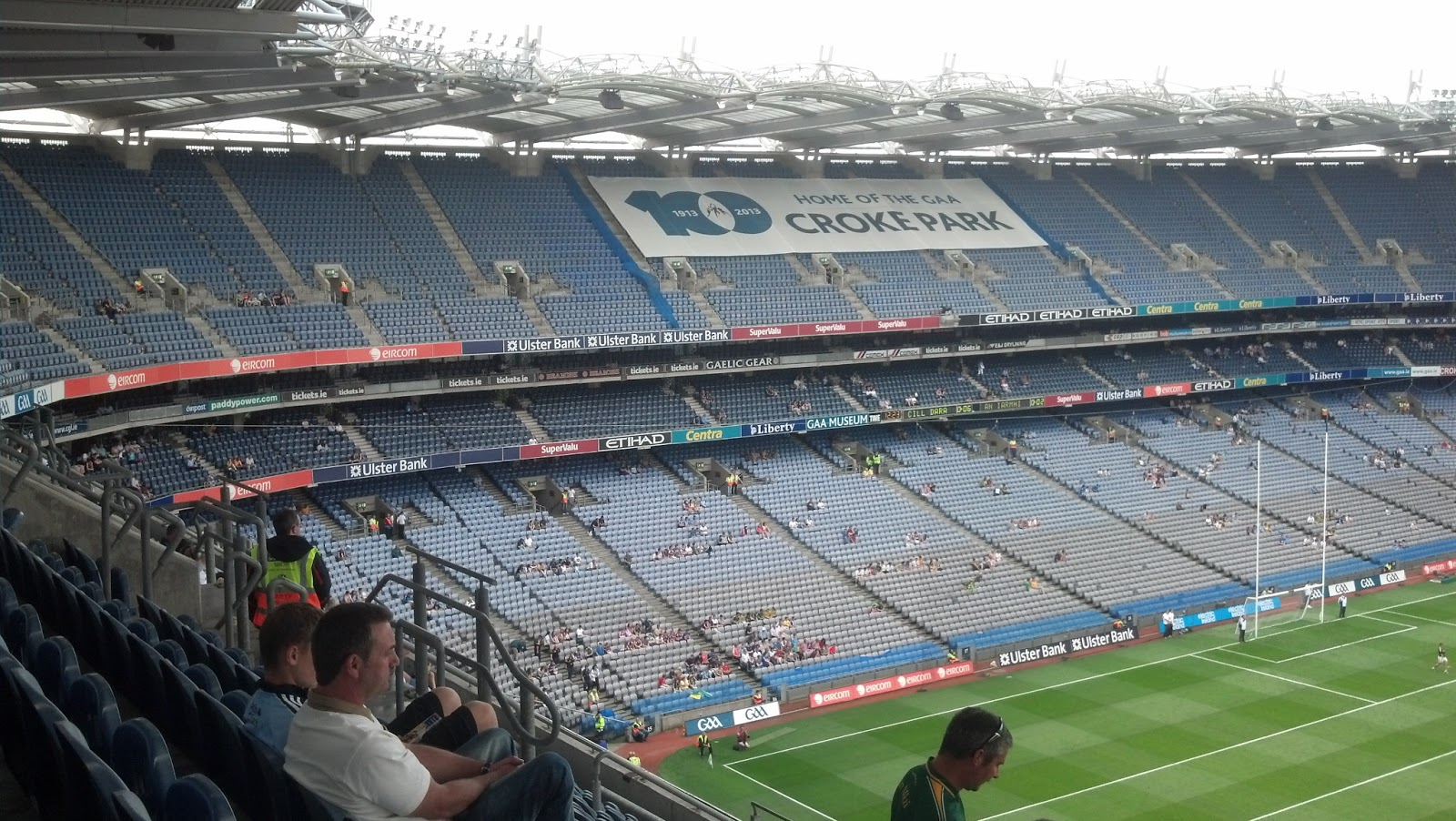 124 Croke Park Dublin Ireland Scolin S Sports Venues