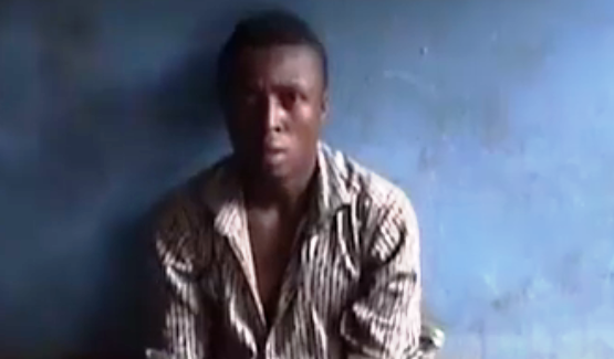 EVIL!!!!!26 year old man sexually assaults 18 Months old girl in Benin city(photos)