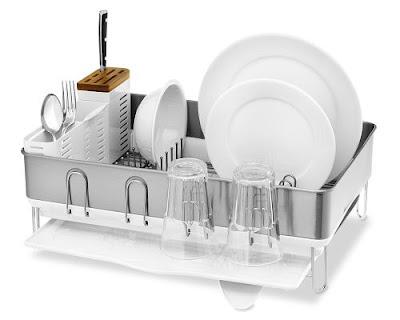 10engines Simple Human Dish Rack