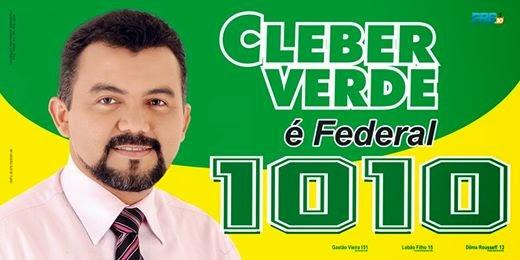 CLEBER VERDE - 1010