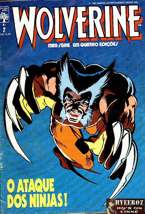 Eu, Wolverine #2