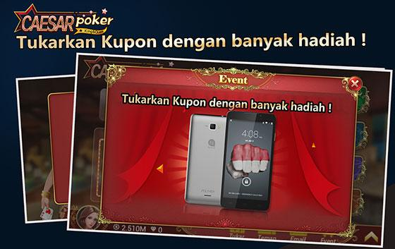 Poker Texas Caesar Android Games