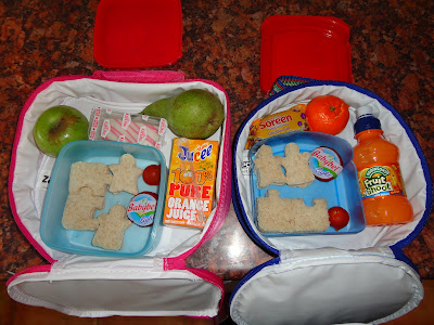 First Day of School Lunchbox