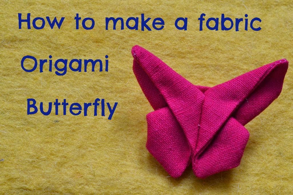 origami butterfly tutorial. beautiful ideas. Home Design Ideas