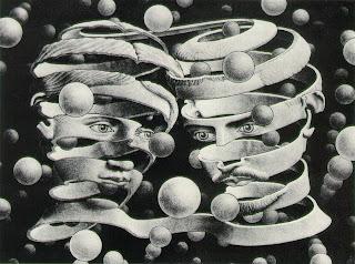 Humanity - M. C. Escher