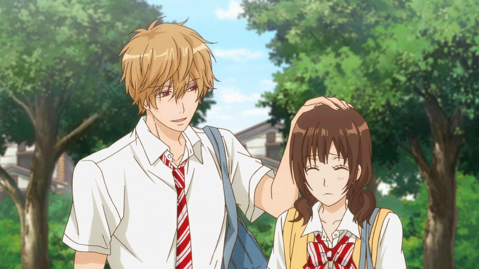 Anime Ini Menceritakan Tentang Khidupan Sekolah Dimana Sang Cewe Bernama Erika Pertama Kali Masuk Ke Sebuah Sekolahdisana Ia Ingin Mendapatkan Teman Namun