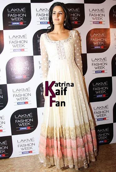Katrina Kaif 1 - Katrina Kaif at Lakme Fashion Week