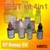 Test Kit Klorin dan pH