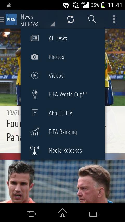 Ikuti Terus Perkembangan Piala Dunia Dengan Aplikasi FIFA