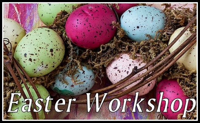 Easter Workshop at Garn Studio