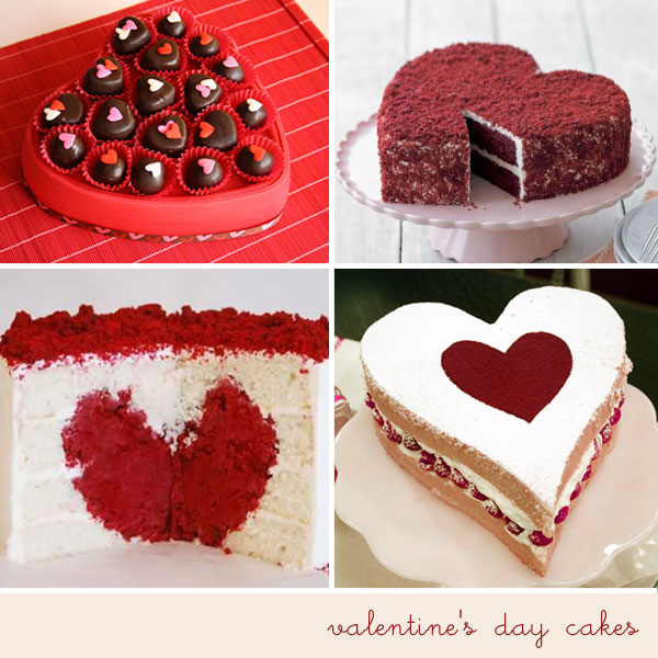 Valentine S Day Cake Images : Valentine Cakes - Romantic Ideas for Valentines Day