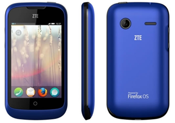 Zte open especificaciones