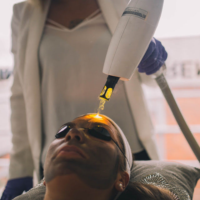 Photo of Carbon Laser Toning from Enliven Skincare