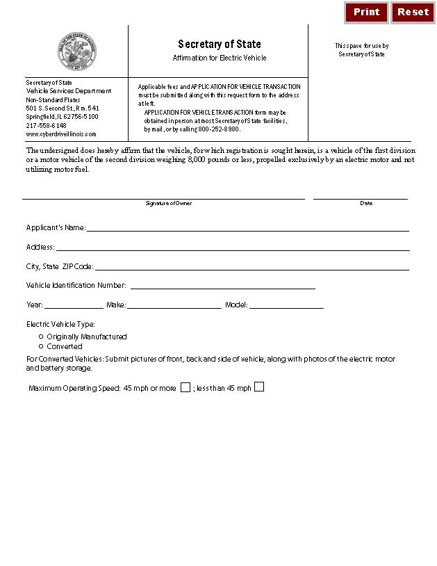 illinois vsd 190 form for download