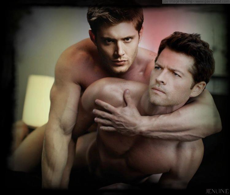 from Leroy jensen ackles nued gay
