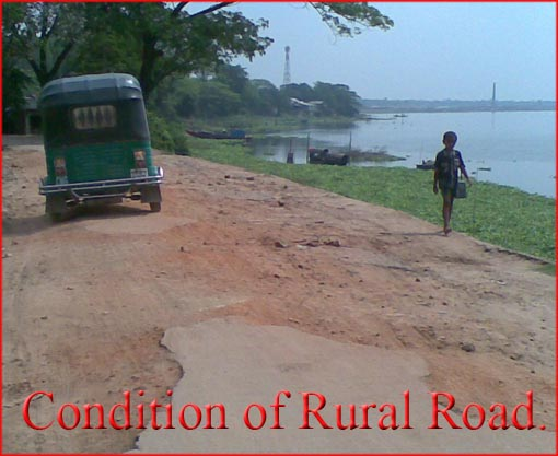 Condition of Rural Roads