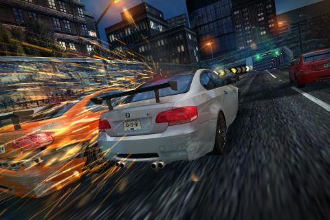Need for Speed: Most Wanted para o iOS - 1