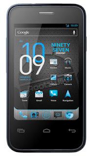 Spesifikasi Dan Harga Nexian Mi320 Cronos, Hp Android 3G HSDPA
