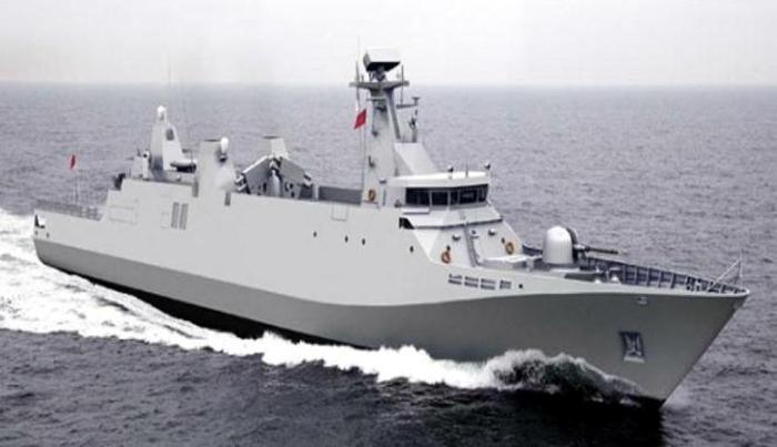 Frigate PKR Sigma TNI AL
