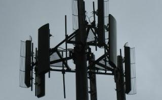 Antena de telefonia movel