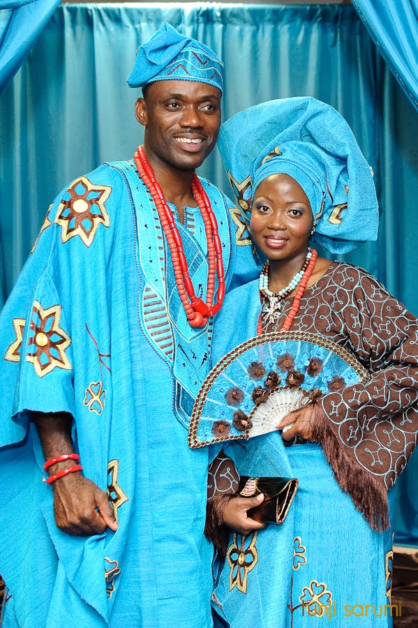 Folk Dresses Of West Africa