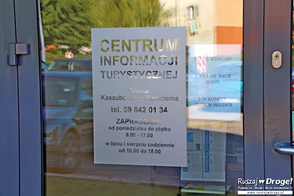 CIT w Lęborku - poza sezonem nieczynne w weekend