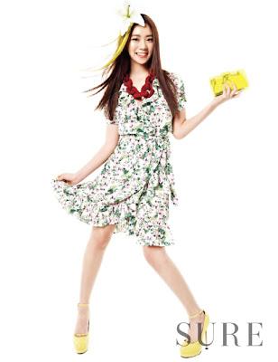 Seungyeon KARA Sure Magazine June Issue 2013