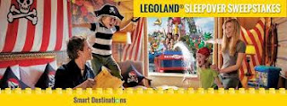 LEGOLAND Sleepover Sweepstakes