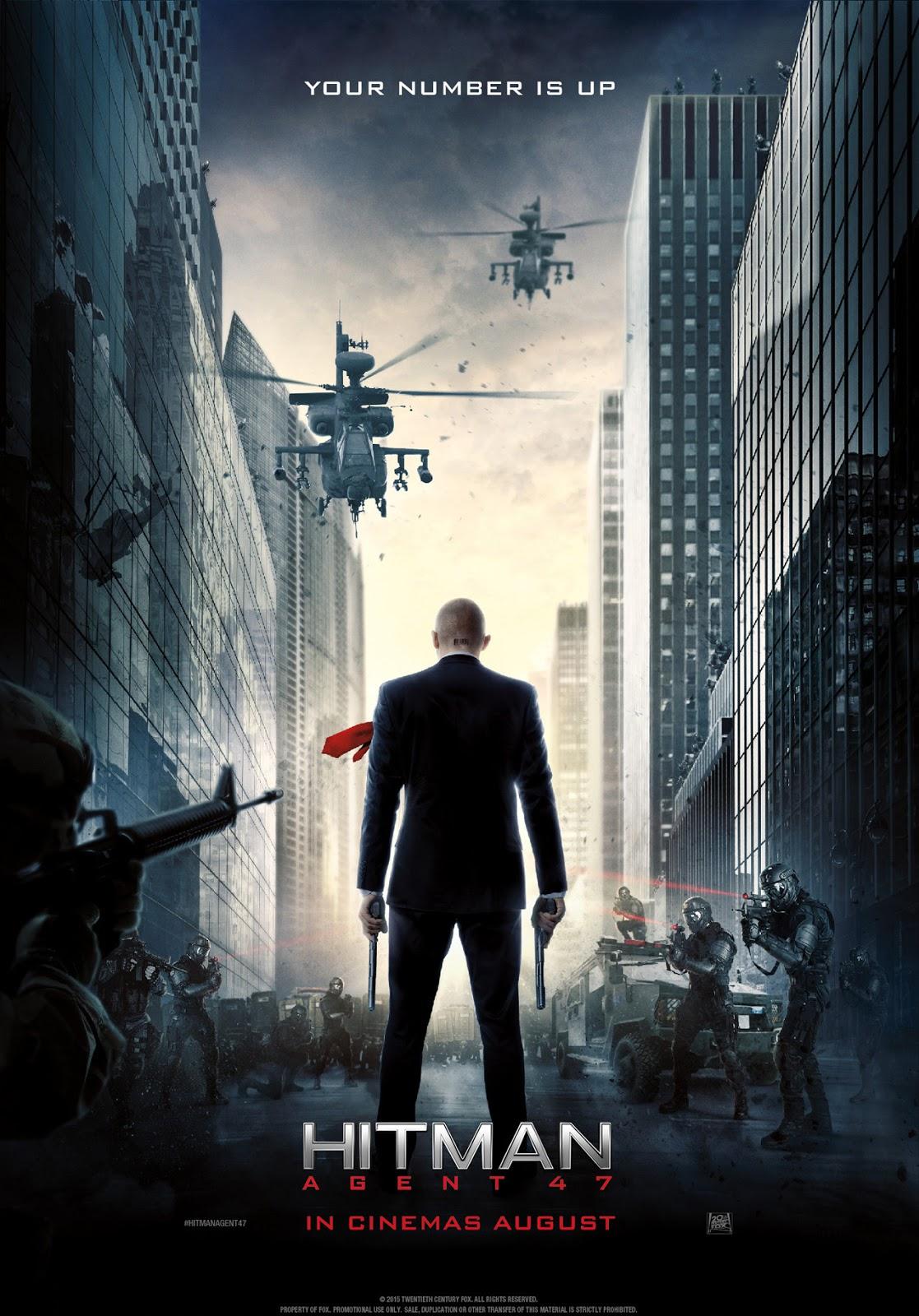 Hitman: Agent 47 (2015) ฮิทแมน: สายลับ 47 [Zoom V.2] [มาแล้ว ชัดกว่าเดิมมาก]