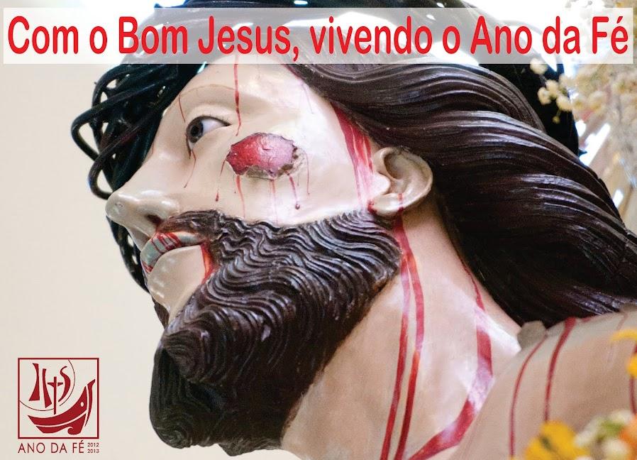 Pastoral da Comunicação Social da Paróquia / Santuário do Senhor Bom Jesus de Matosinhos