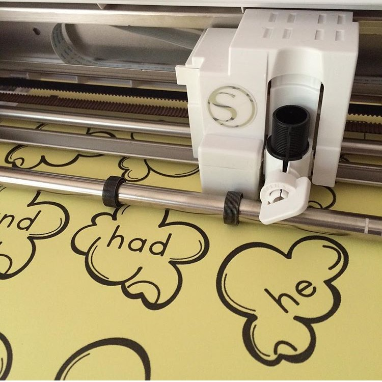 Classroom Ideas Using Cricut ~ Silhouette cameo projects for the classroom one sharp bunch