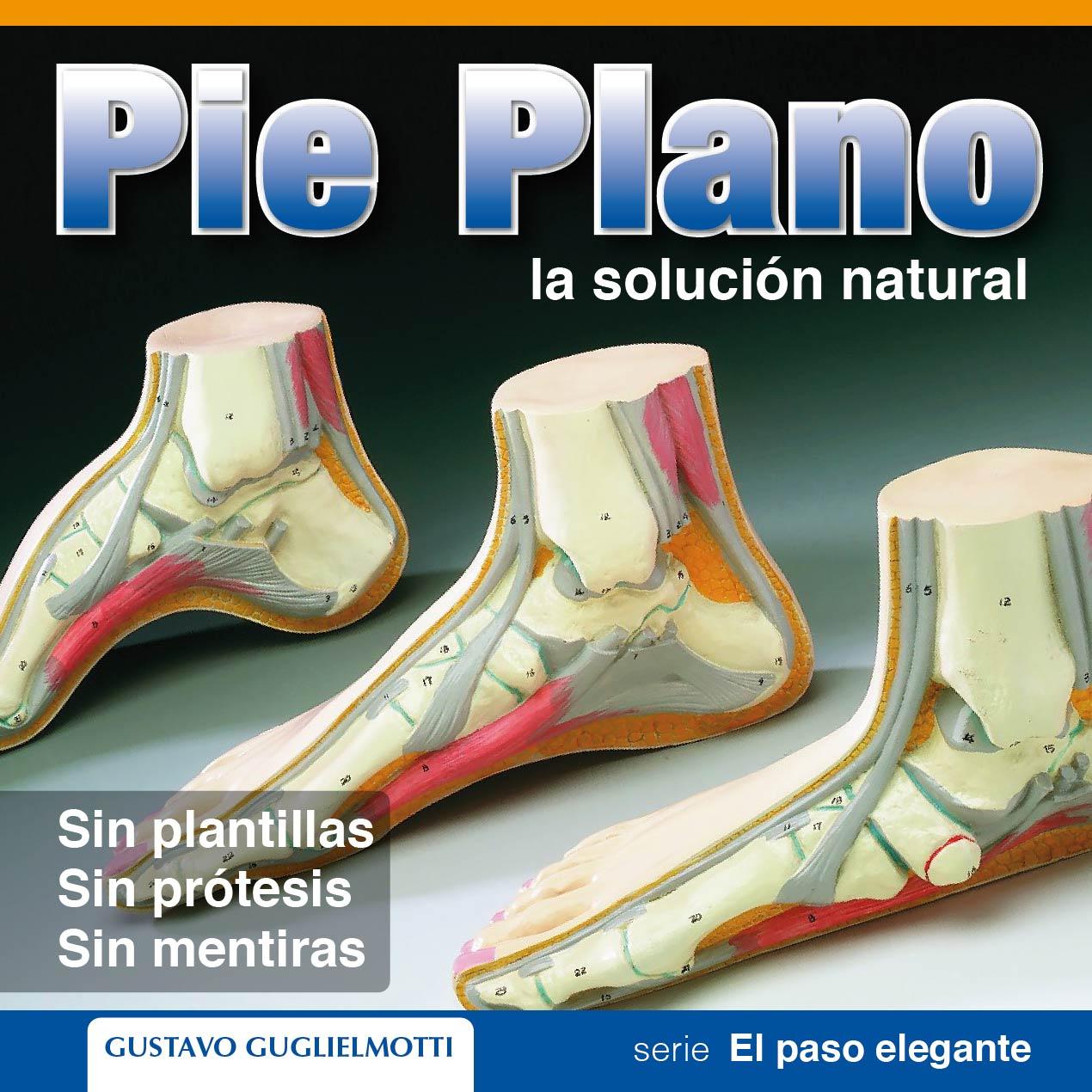Pie Plano - La solución natural