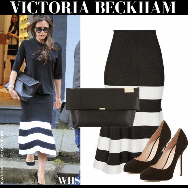 Victoria Beckham Shopping 2015