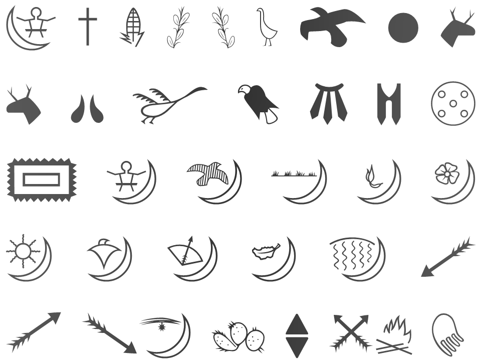 Get Symbols American Indian Symbols