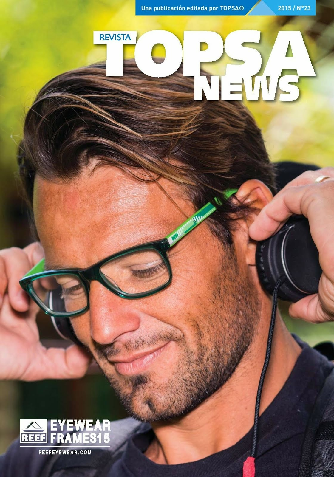 Descubre la última edición de Topsa News Nª 23