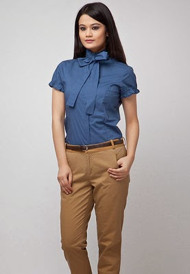 Blogging About Everything Look Gorgeous With Different Styles Of Shirts