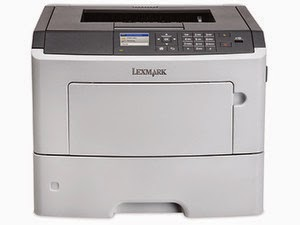 Lexmark MS610DN Driver Download
