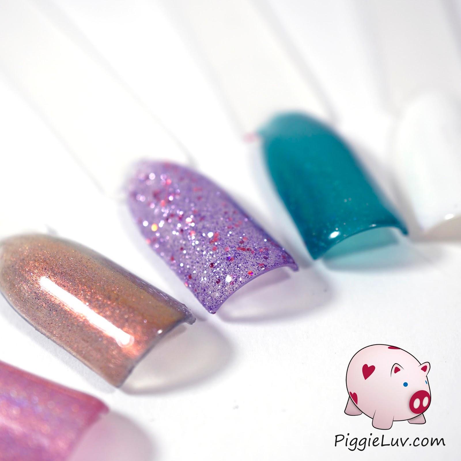PiggieLuv: Turning regular nail polish into gel polish with Gelibility